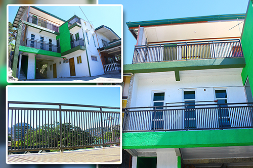 Cheap Baguio Transient House