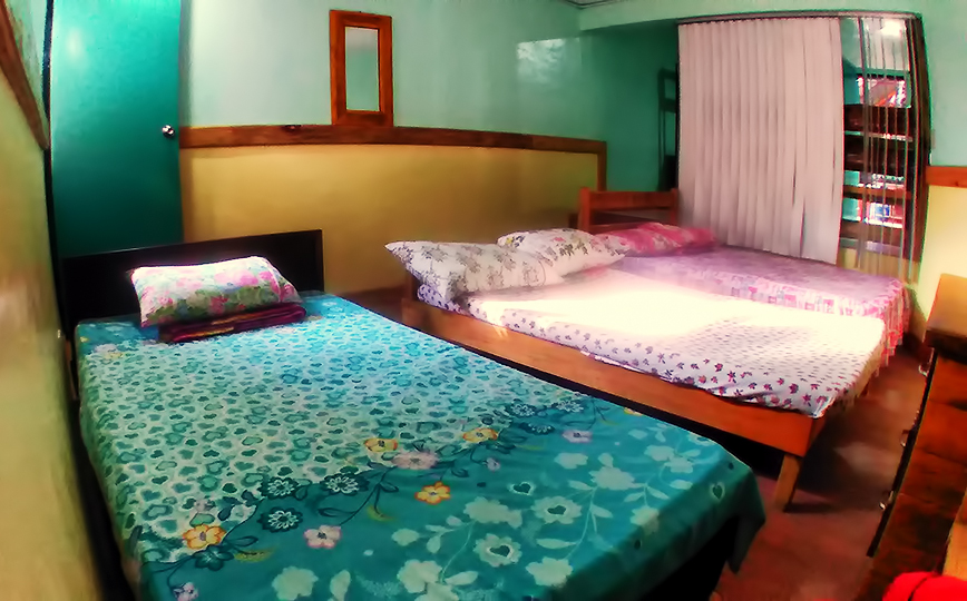 Cheap home stay in baguio city