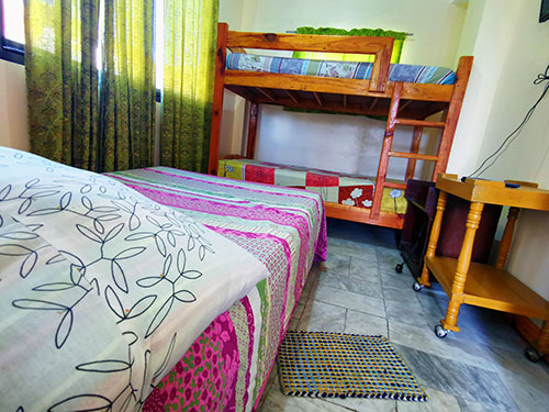 relaxing transient house in baguio
